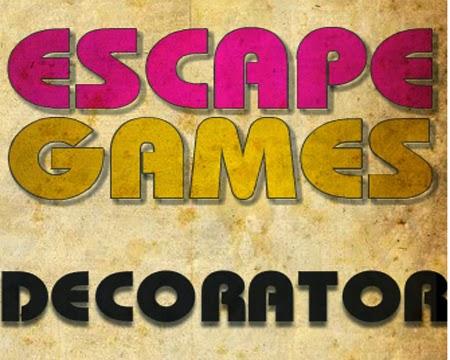 Walkthrough Escape Games: Decorator