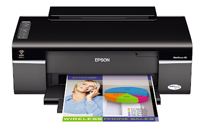 Принтер Epson WorkForce 40