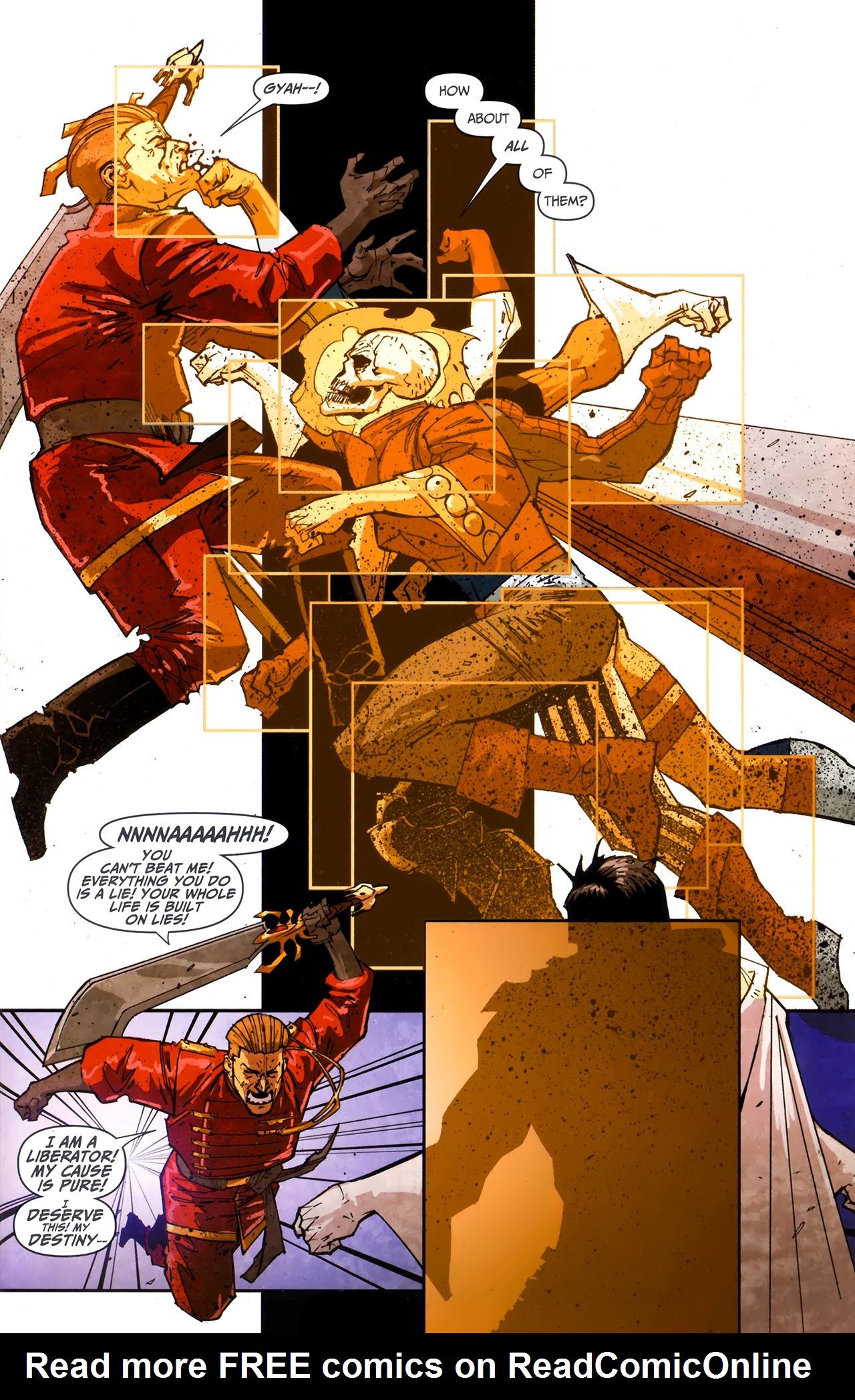 Read online Taskmaster (2010) comic -  Issue #4 - 18