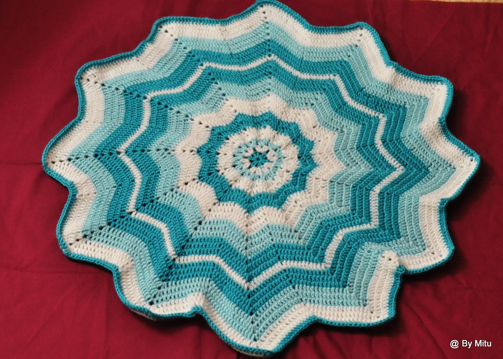 Fashionable Poncho - AllFreeCrochet.com - Free Crochet Patterns