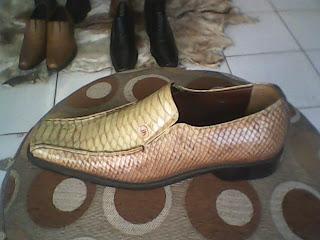 sepatu untuk survival