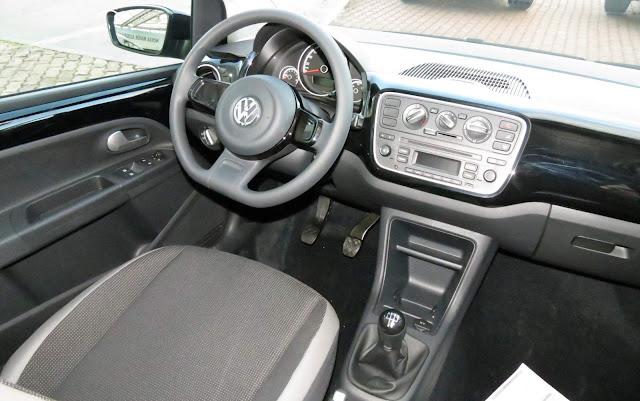 Volkswagen up! 2016 - painel