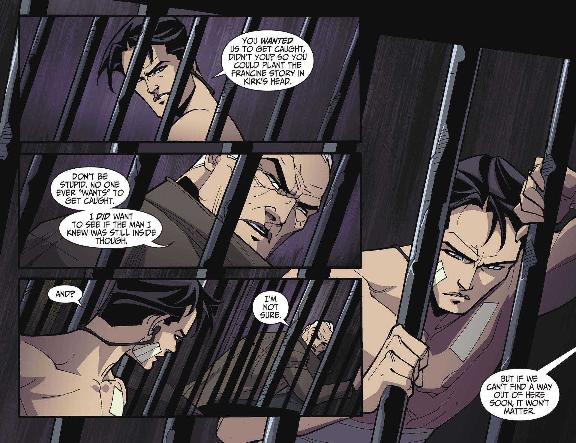 Batman Beyond 2.0 #14 #27 - English 8