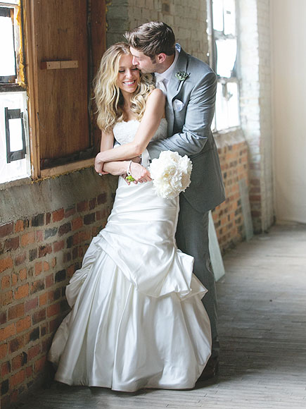 Kristin Cavallari and Jay Cutler summers hottest wedding 2013