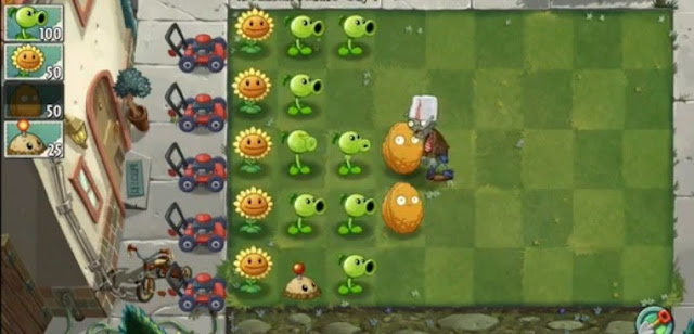 Plants vs Zombies 2 app for iphone, ipad and ipod touch.