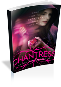 Book Cover: Chantress by Amy Butler Greenfield