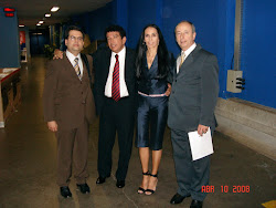 Com o Senador Magno Malta, presidente da Safernet  e o Diretor de Programação da Rede TV