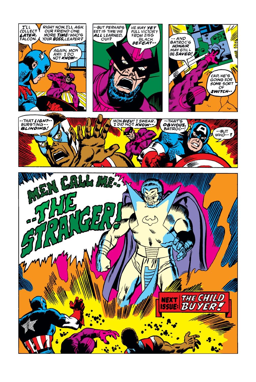 Captain America (1968) Issue #149 #63 - English 22