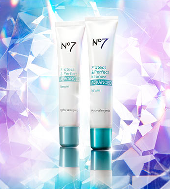 Boots No 7 Protect & Perfect Advanced Serum Review + PowerOfChange ...