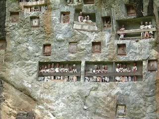 objek wisata tana toraja indonesia