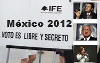 Resultado Elecciones Presidenciales Mexico 1 Julio 2012