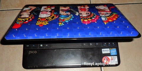 Netbook Second Axioo Pico 500gb Fullset