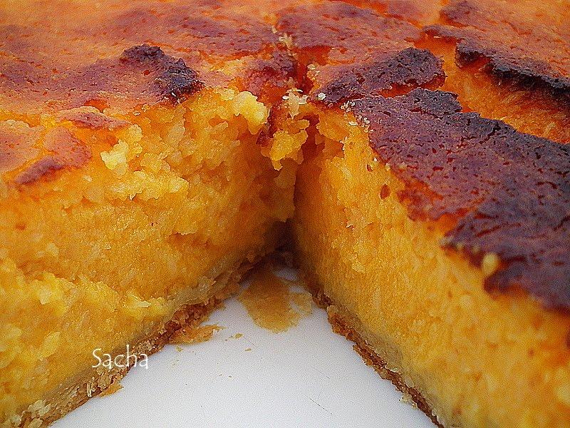 Cake Au Potiron Et Aux Noix