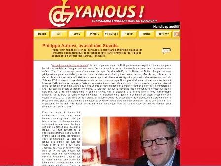 Yanous le magazine des personnes handicapées