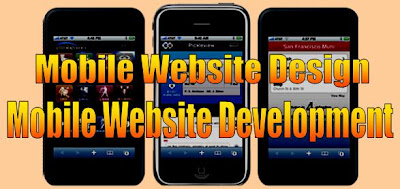 Mobile Website Designer at Mobileappsdevelopmentteam.com
