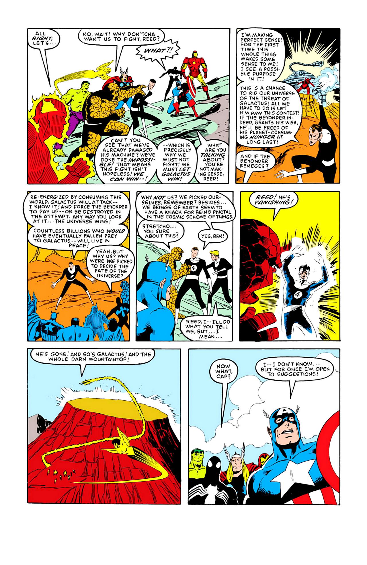 Captain America (1968) Issue #292j #217 - English 13