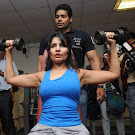 Rachana Shah  Fitness Workout Photo Gallery