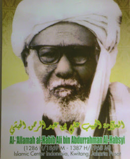 Habib Ali bin Abdurrahman Alhabsyi (kwitang)
