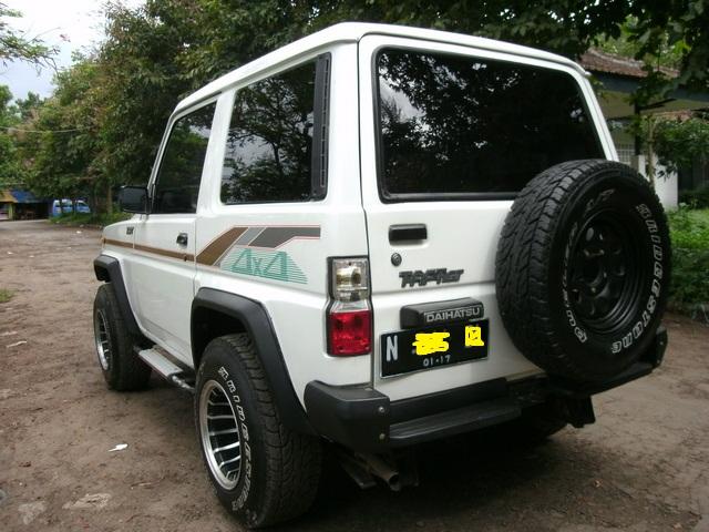 Jualano: Taft GT 4x4 Th 91