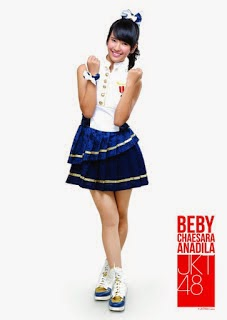Foto dan Biodata JKT48 Beby Chaesara Anadila