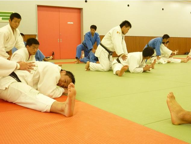 judo japoneses fuertes