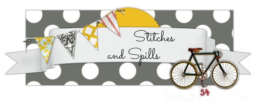 Stitches and Spills