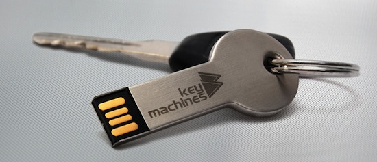 The Keys USB