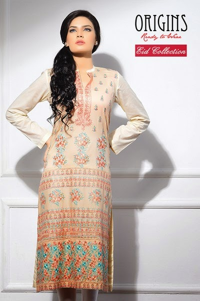 Origins Ready to Wear Eid Ul Azha New Collection 2014
