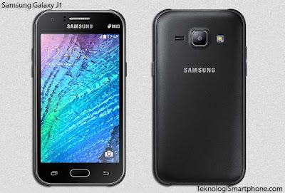Spesifikasi dan Harga Samsung Galaxy J1