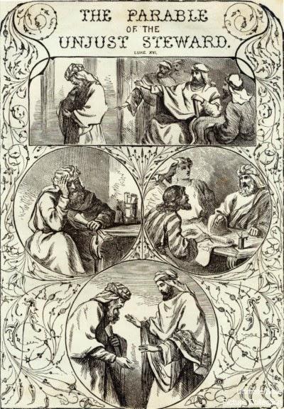 Reformed Baptist Blog: Parable of the Unjust Steward (Luke 16:1-13 ...