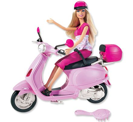 vespa scooter barbie speelgoed tips 2018