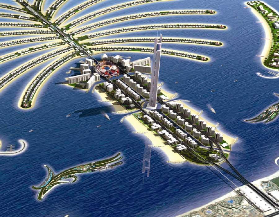 Letseggo   2  Palm Island  Dubai