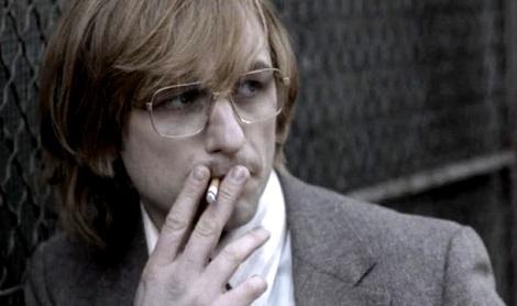 Matthew Rhys smoking in The Americans