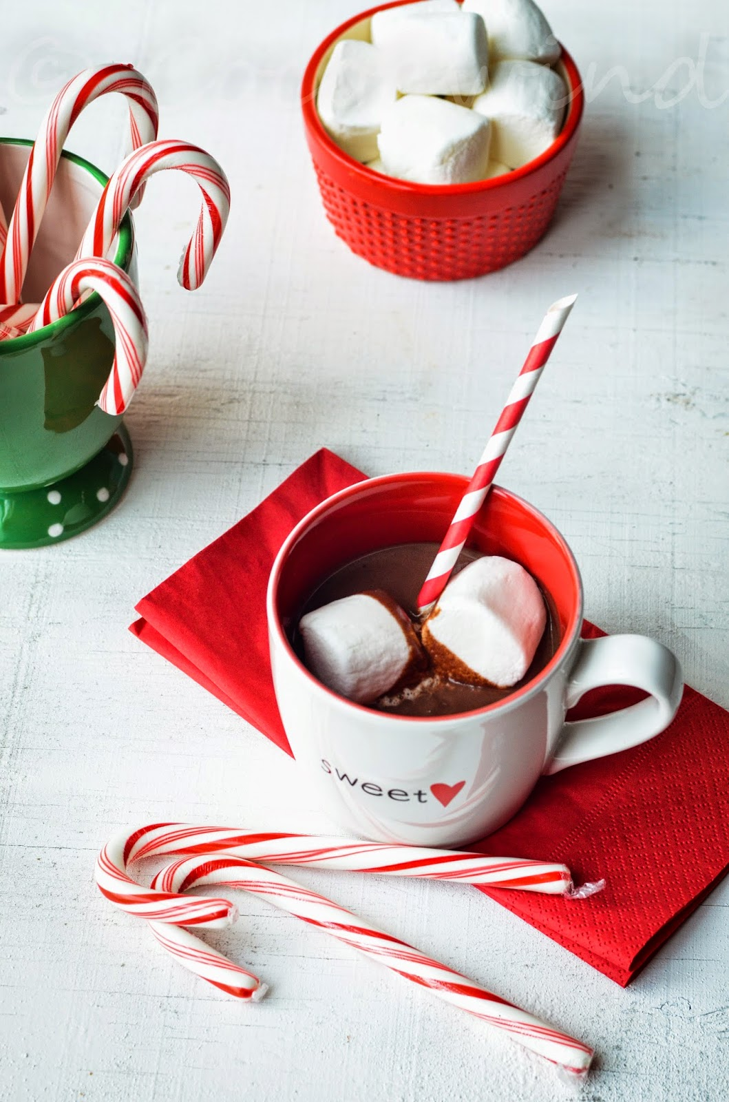 Hot Chocolate for my Sweetheart!