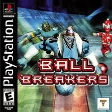 Ball Breakers - PS1 - ISOs Download