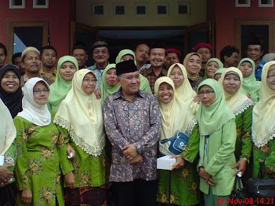 Muhammadiyah Chairman, Pimpinan Pusat Muhammadiyah, Prof. Din Syamsudin, PKU Cepu