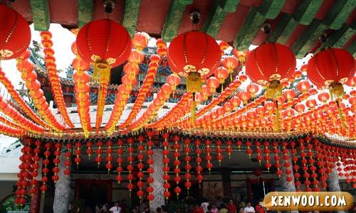 thean hou temple red lanterns 2