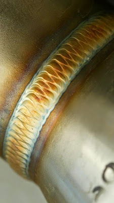 & Pipe Welding by TIG process