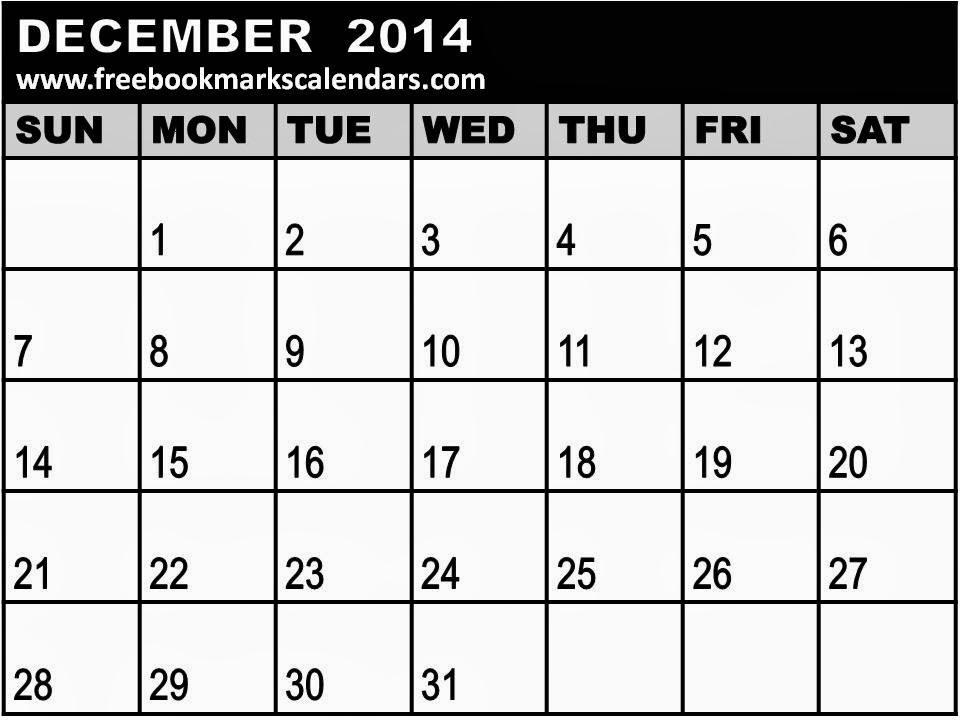 Blank Calendar For December 2014 January 2015 | Search Results | 2016 ...