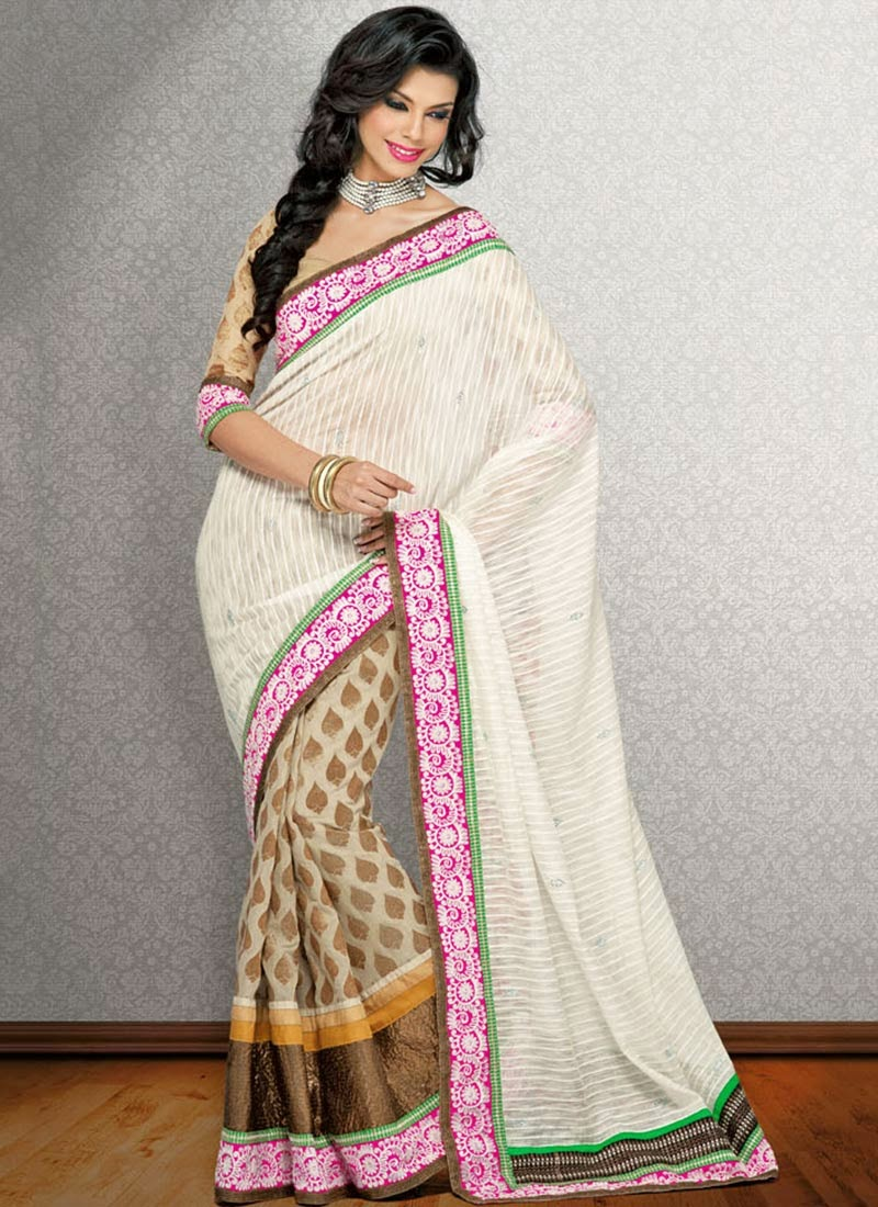 http://www.cbazaar.com/party-wear-saree/fancy-party-wear/off-white-beige-half-and-half-saree-p-sacson3726.html