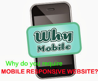 Why Mobile Website : Mobile Responsive Design - Web Design