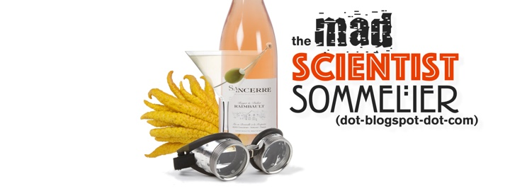 •••• The Mad Scientist Sommelier ••••