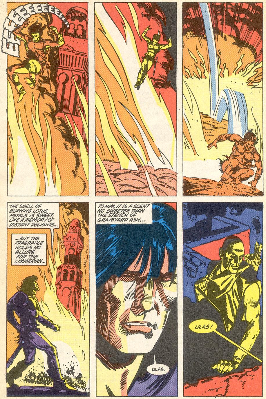 Conan the Barbarian (1970) Issue #231 #243 - English 19