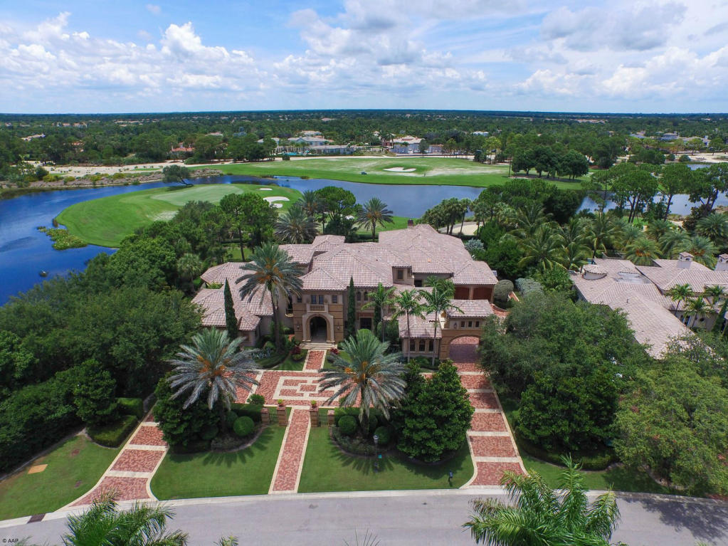 Homes & Mansions: Mansion For Sale In Palm Beach Gardens, Fl For