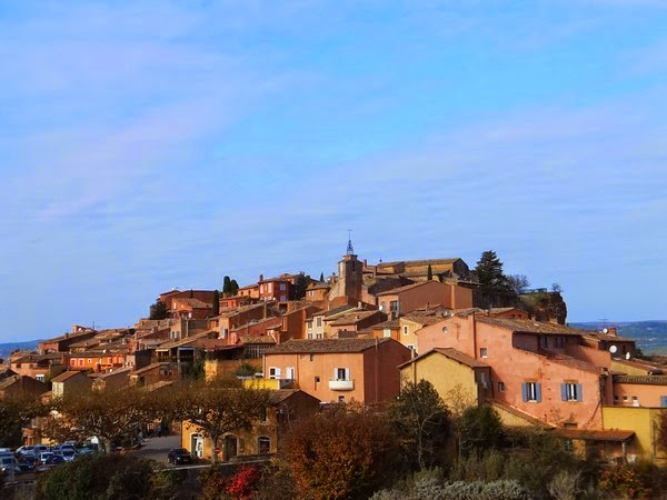 France Provence Luberon Roussillon