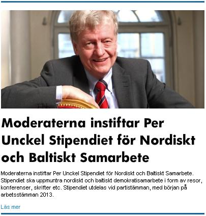 Text från moderat.se.