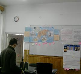 Aspecte din activitatea Cercului nr. 1 - Piatra Neamţ şi zona - 21.11.2012...