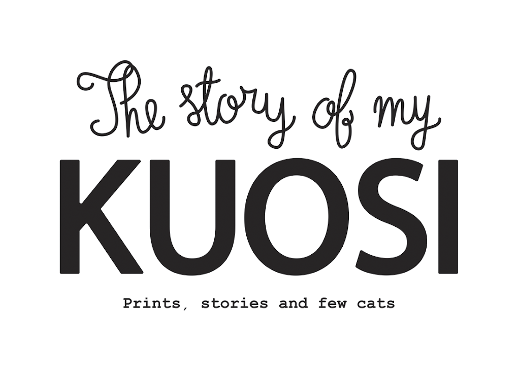 The story of my kuosi