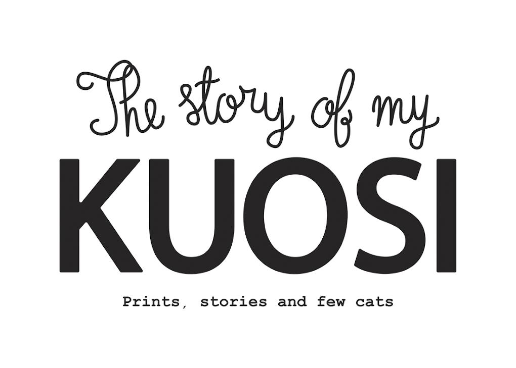 The story of my kuosi