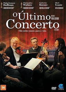O Último Concerto - DVDRip Dual Áudio